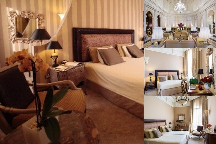 Exedra a Boscolo Luxury Hotel photo collage