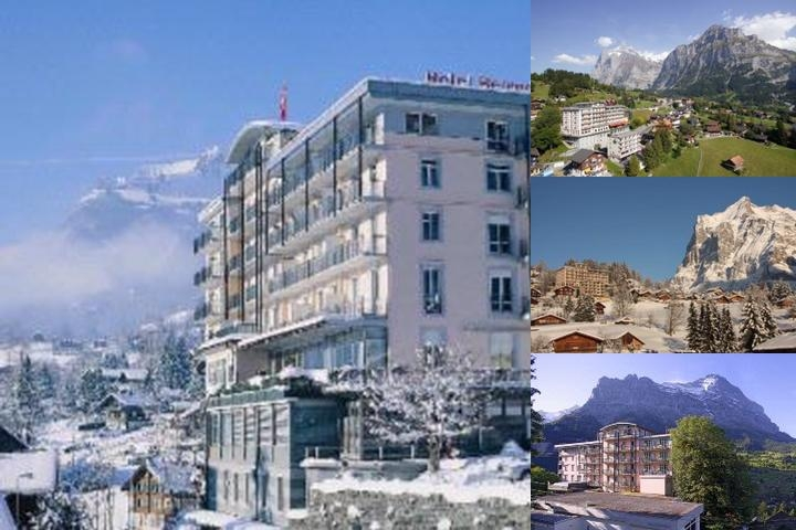Belvedere Swiss Quality Hotel photo collage