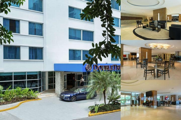 Doubletree by Hilton Hotel Panama City photo collage