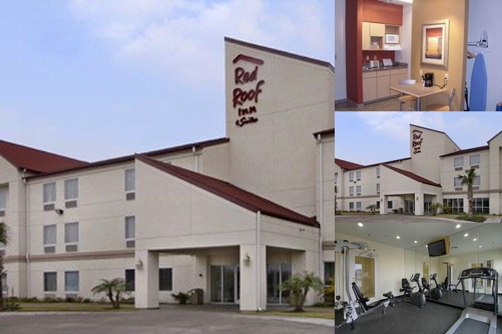Red Roof Inn & Suites Corpus Christi photo collage
