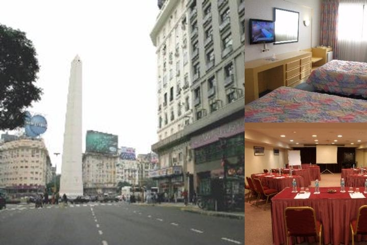 Obelisco Center Suites Hotel & Apart photo collage