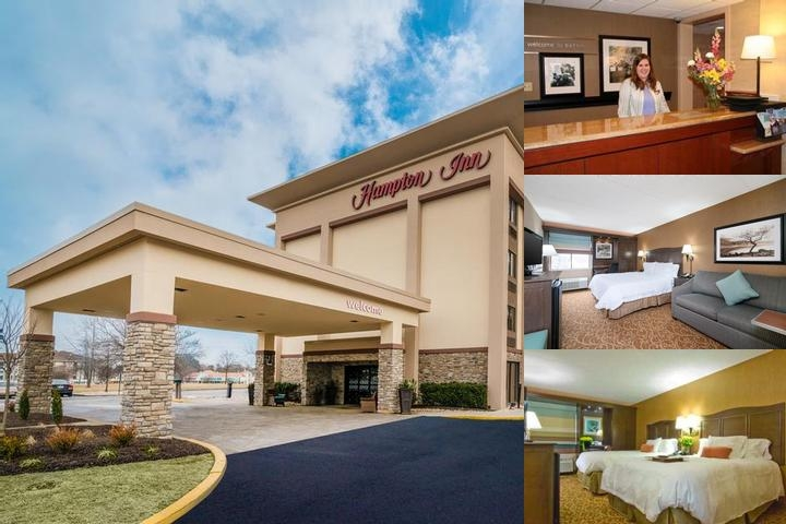 Hampton Inn Exton Downingtown photo collage