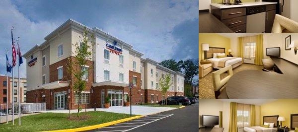 Candlewood Suites Alexandria Fort Belvoir photo collage