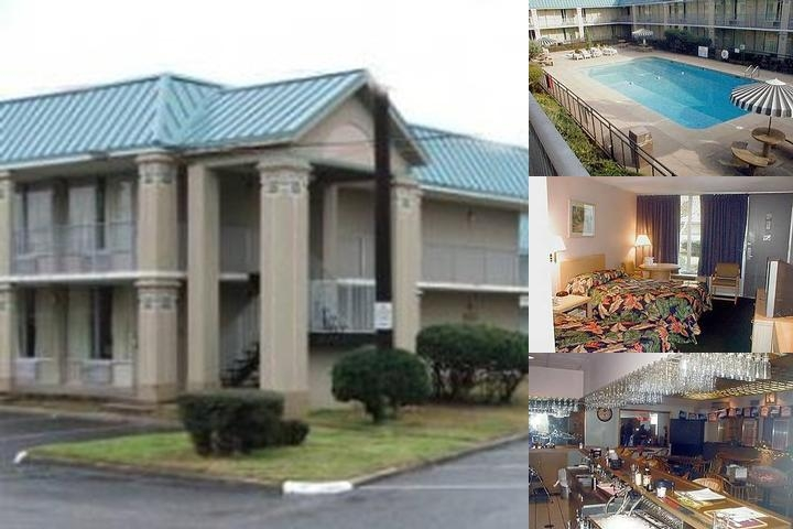 Bossier Inn & Suites photo collage