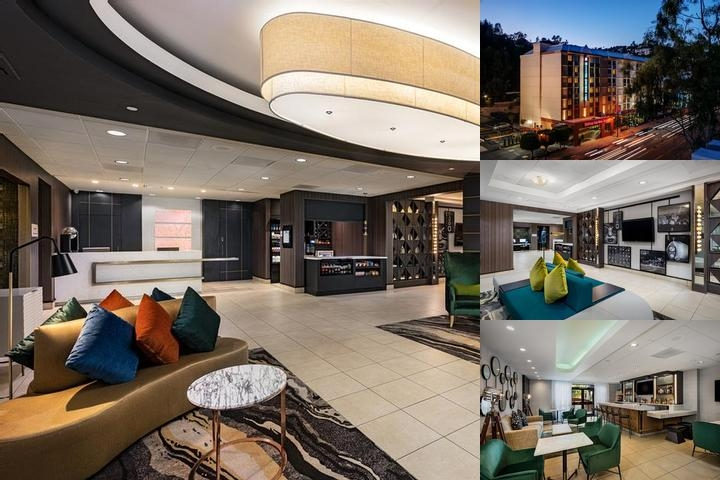 Hilton Garden Inn Los Angeles / Hollywood photo collage