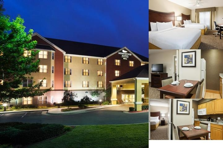 Homewood Suites Shreveport photo collage