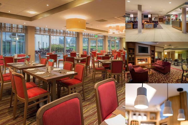 Hilton Garden Inn Luton North United Kingdom photo collage