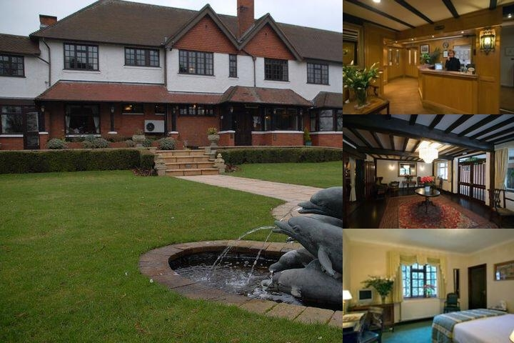 Grimstock Country House Hotel photo collage