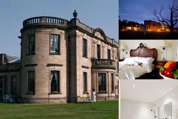 Best Western Beamish Hall Hotel photo collage