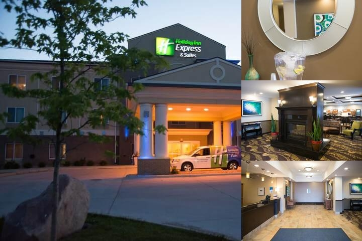 Holiday Inn Express & Suites Northwood photo collage