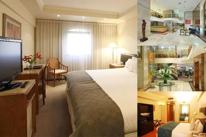 Hotel Dolmen photo collage