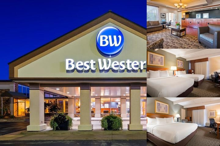 Best Western Tomah Hotel photo collage