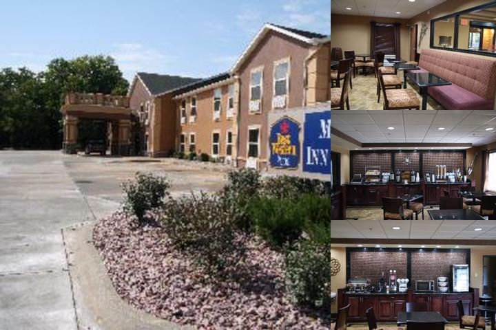 Best Western Plus Midwest Inn & Suites photo collage