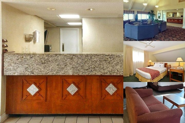 Studio 6 Extended Stay Hotel photo collage