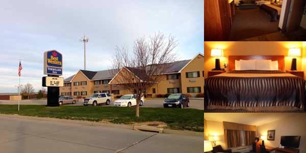 Best Western Vermillion Inn photo collage