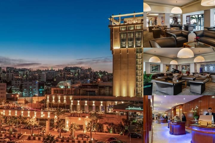 Landmark Amman Hotel & Conference Center photo collage