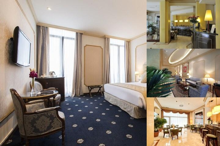 Hotel Roger De Lluria Barcelona photo collage