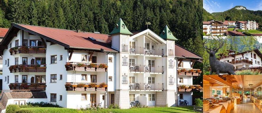Alpenhotel Oberstdorf photo collage