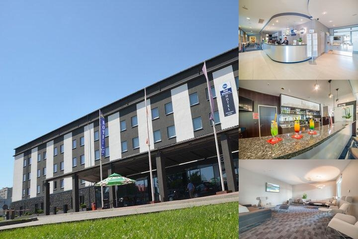 Best Western Efekt Express Kraków Hotel photo collage