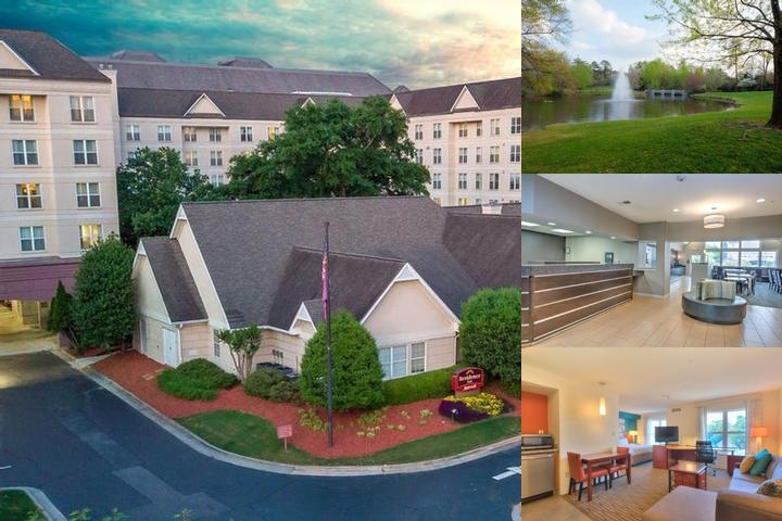 Residence Inn Buckhead Lenox Park photo collage