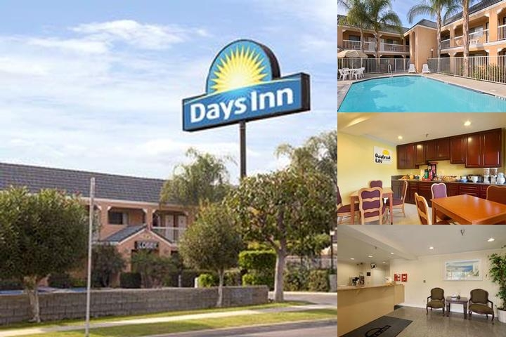 Days Inn Whittier photo collage