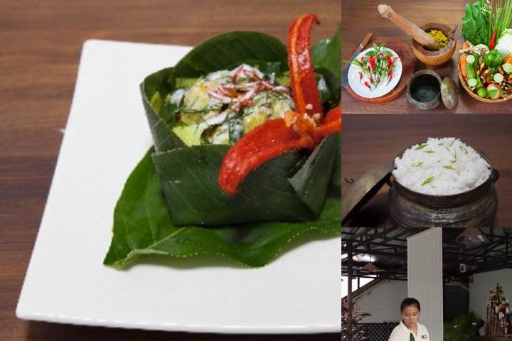 Khmer Cuisine Bed & Breakfast photo collage