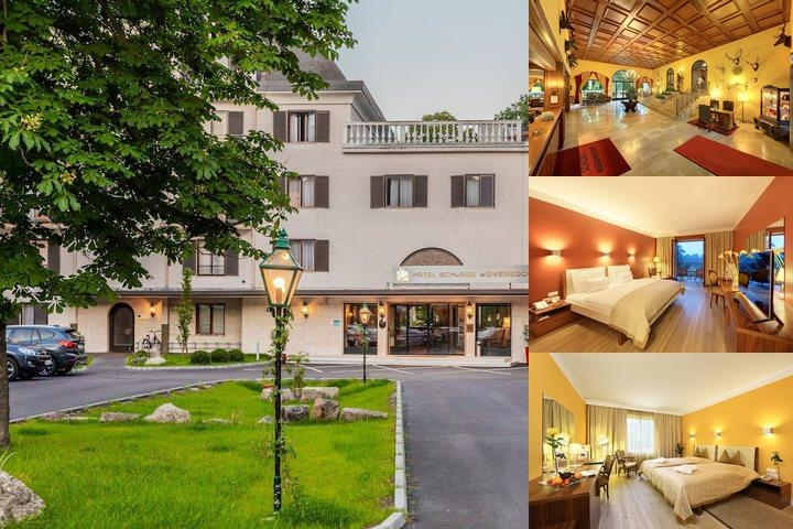 Hotel Schloss Weikersdorf photo collage