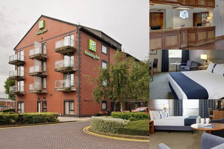 Holiday Inn Hull Marina photo collage