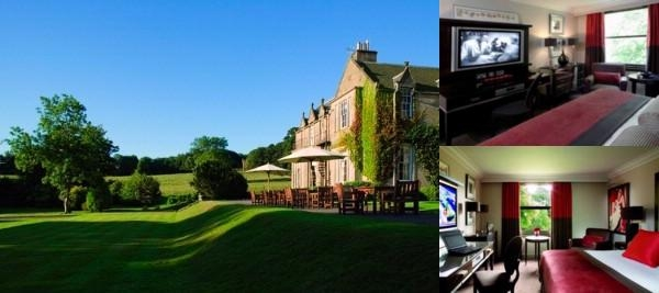Norton House Hotel & Spa photo collage