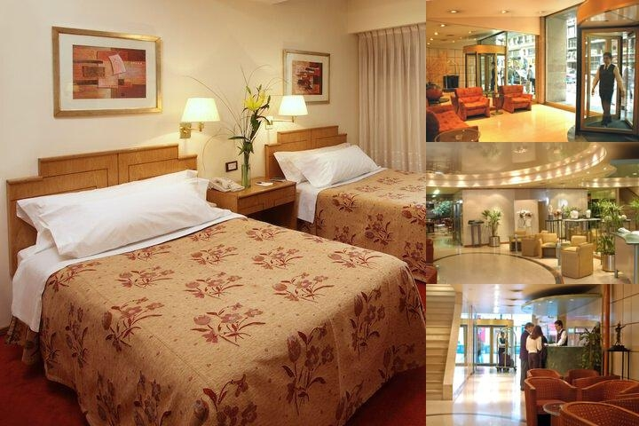 Wilton Hotel photo collage
