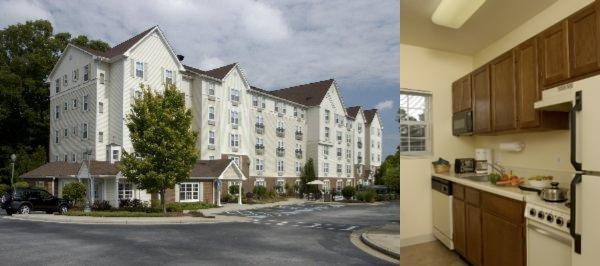 Towneplace Suites Atlanta Northlake photo collage