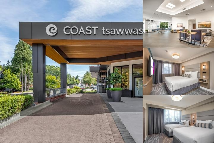 Coast Tsawwassen Inn photo collage