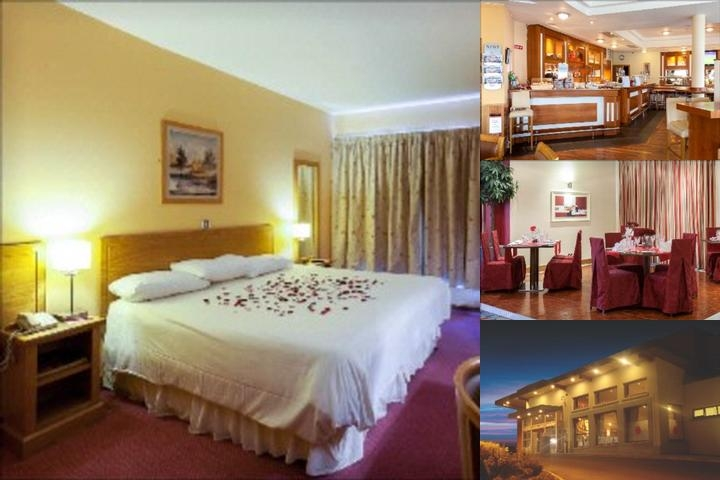 Viking Hotel Waterford photo collage