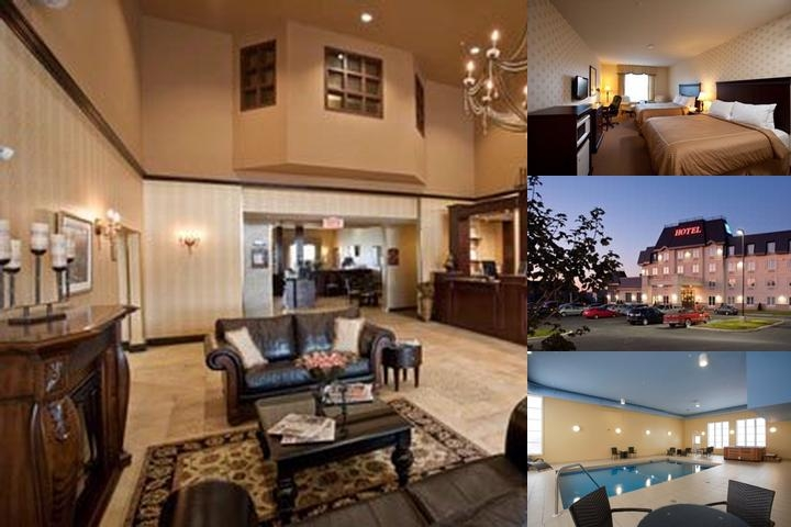 Comfort Inn & Suites St. Nicolas photo collage