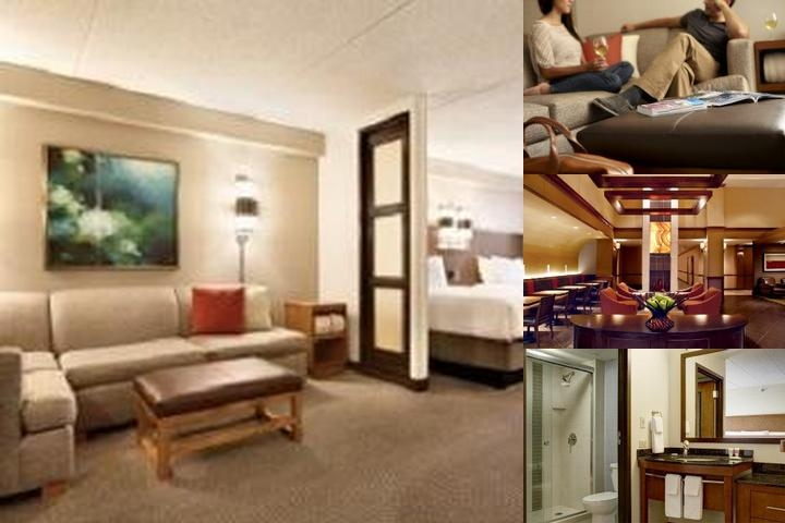 Hyatt Place Sterling Dulles Airport North photo collage