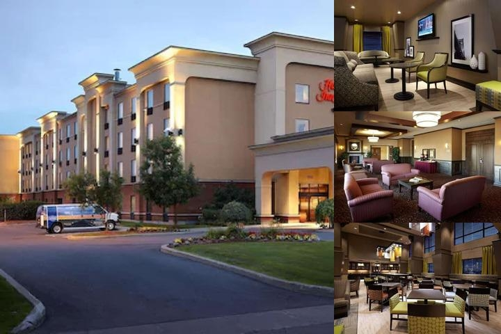 Hampton Inn & Suites by Hilton Montreal(Dorval) photo collage
