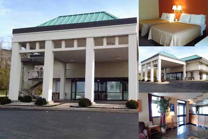 Americas Best Value Inn Collinsville photo collage