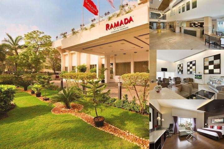 Ramada Chennai Egmore photo collage
