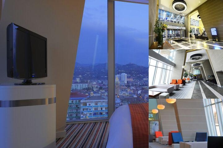 Radisson Blu Hotel Batumi photo collage