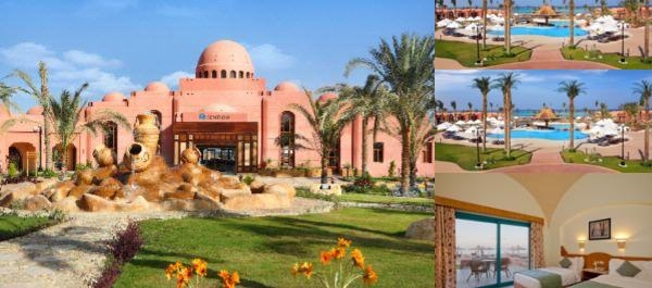 Sentido Oriental Dream Resort photo collage