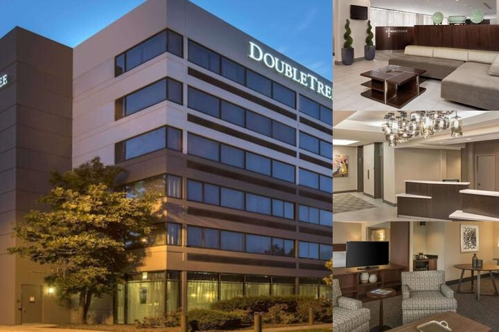 Doubletree by Hilton Chicago Schaumburg photo collage