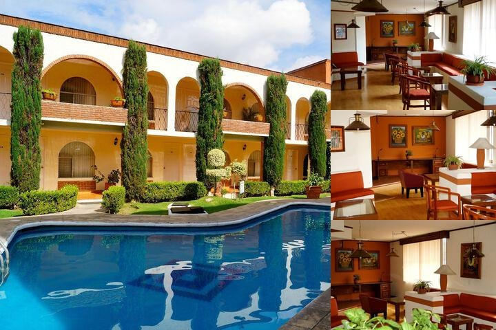 Hotel & Suites Villa Del Sol photo collage