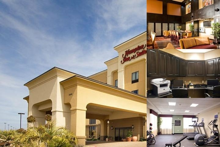 Hampton Suites Longview photo collage