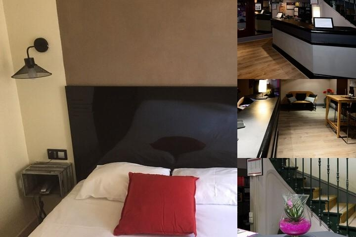 Hotel Ambassadeurs photo collage