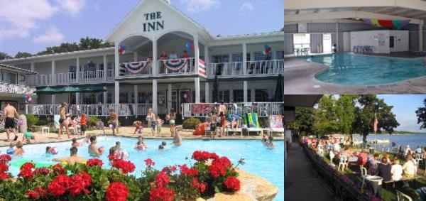 The Inn at Okoboji photo collage