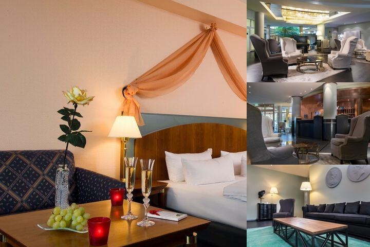 Park Inn by Radisson Weimar Hotel photo collage