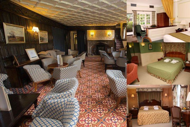 Marygreen Manor Hotel photo collage