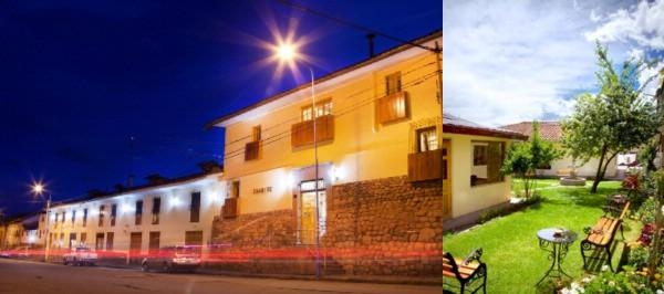Hotel Cahuide photo collage