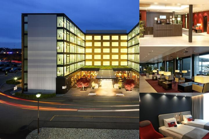 Holiday Inn Express Zurich Airport photo collage