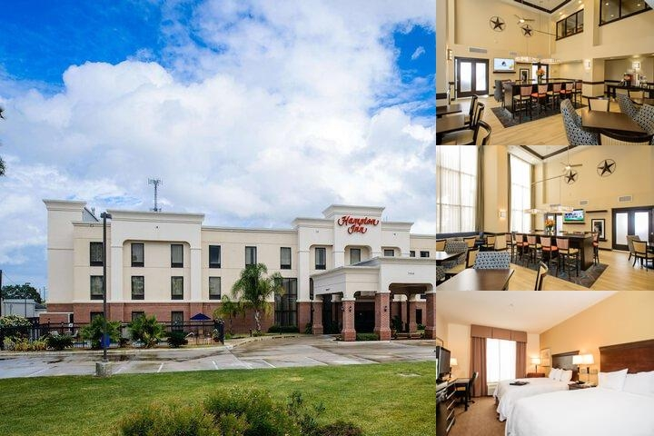 Hampton Inn Victoria photo collage
